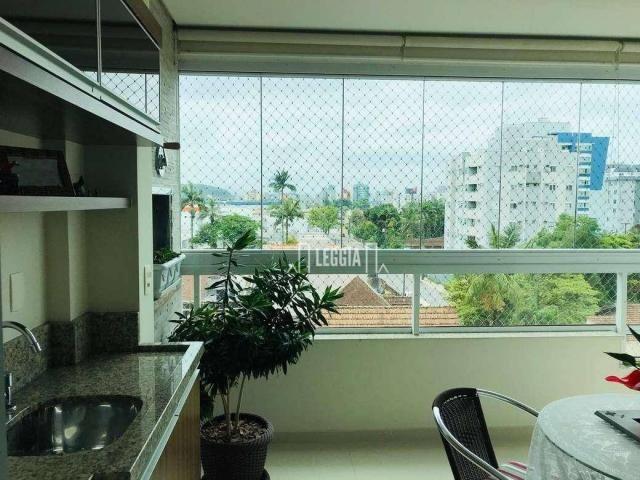 Apartamento com 3 dormitórios à venda, 98 m² por R$ 580.000,00 - América - Joinville/SC - Foto 16