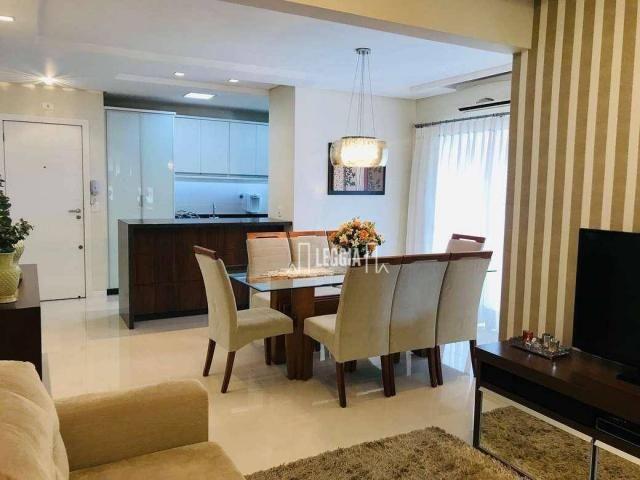 Apartamento com 3 dormitórios à venda, 98 m² por R$ 580.000,00 - América - Joinville/SC - Foto 6