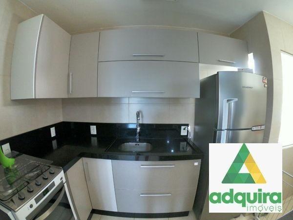 Apartamento com 2 quartos no Residencial Alexandria - Bairro Jardim Carvalho em Ponta Gro - Foto 3