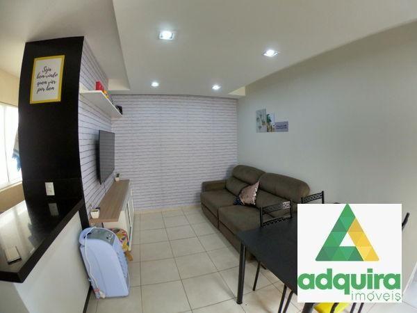 Apartamento com 2 quartos no Residencial Alexandria - Bairro Jardim Carvalho em Ponta Gro - Foto 4