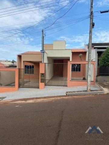 Casa com 2 dormitórios à venda, 76 m² por R$ 190.000 - Jardim São Paulo - Londrina/PR