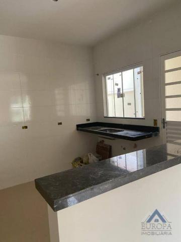 Casa com 2 dormitórios à venda, 76 m² por R$ 190.000 - Jardim São Paulo - Londrina/PR - Foto 3