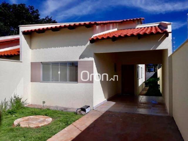 Casa à venda, 92 m² por R$ 160.000,00 - Jardim Buriti Sereno - Aparecida de Goiânia/GO