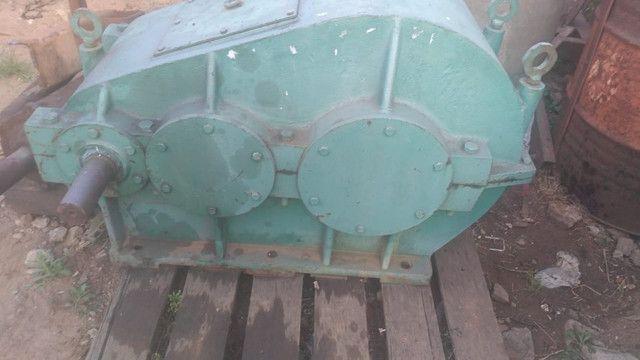 Redutor Industrial 33×1 - Foto 3