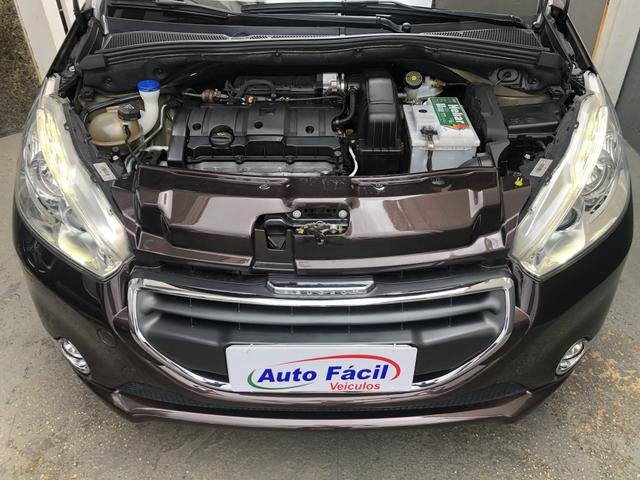 Peugeot 208 griffe 2015/2015 automático - Foto 18