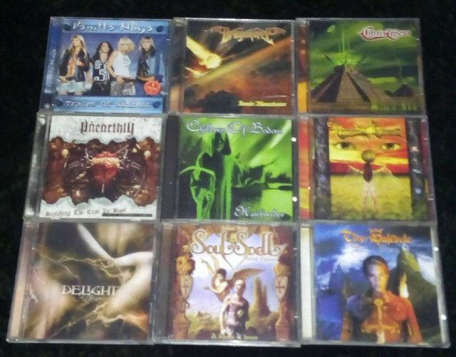 Angra-Holy Land (Rhapsody,Helloween,Shaman.) - Foto 5