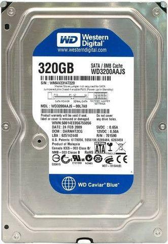 HD 320GB WD