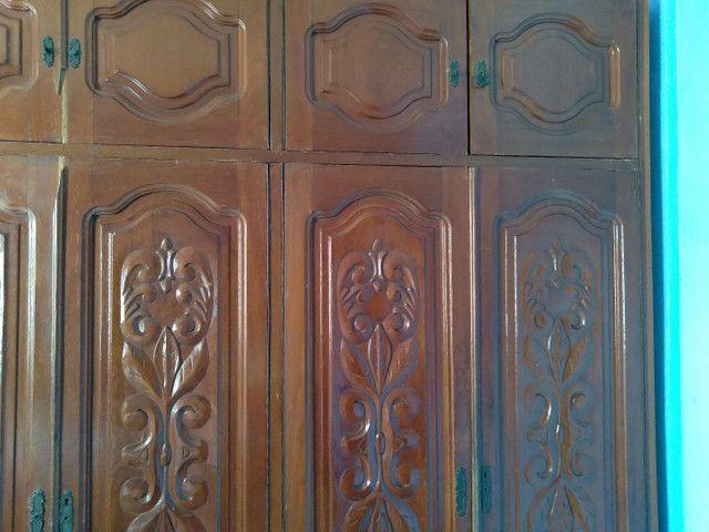 Guarda roupa Cerejeira 6 portas  - Foto 3