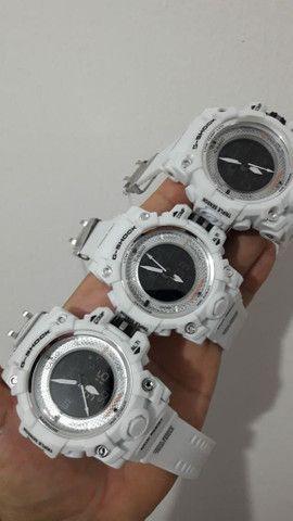 Relógio g shock R$80 aprova d'água  - Foto 4