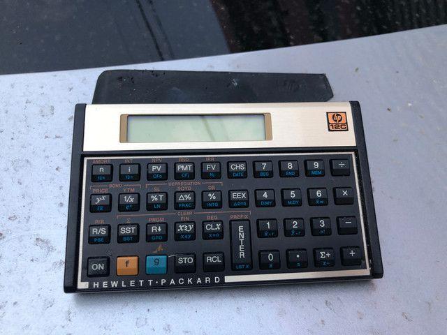 Calculadora HP financeira