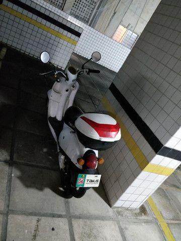 Bicicleta/moto Elétrica sem cnh baixei pra vender e pegar em candeias  - Foto 6