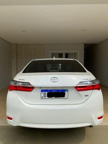 Corolla 2.0 XEI Branco Perolizado Impecável - Foto 4