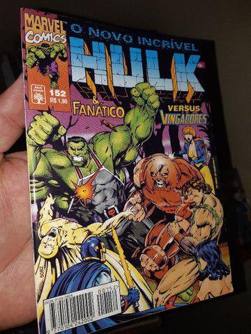 Hulk número 152 editora abril