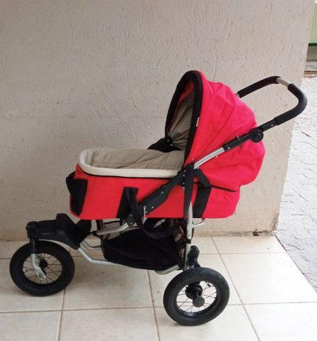 Carrinho de bebê importado knorr - Foto 3