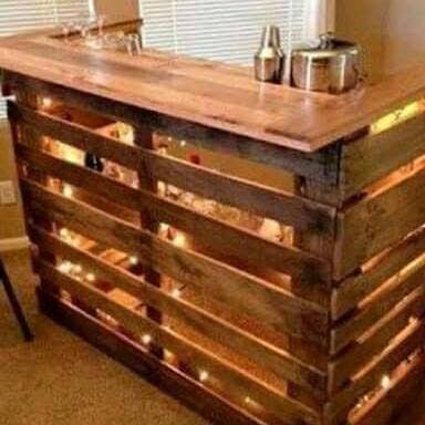 Fabricante de móveis em madeira de demolição e paletes - Foto 6