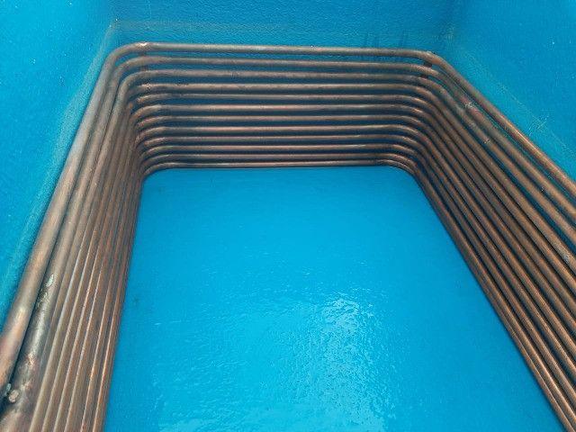 Sistema 31m Tubo Cobre 1/2 polegada p/ Refrigeração