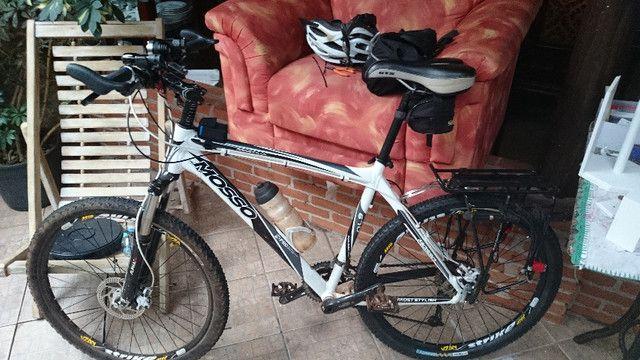Bicicleta Aluminio 670 Mosso