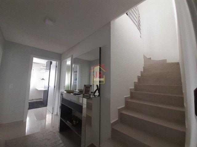 Lindo Apartamento duplex com 03 dormitórios sendo 02 suítes, um bwc, sala e cozinha , - Foto 14