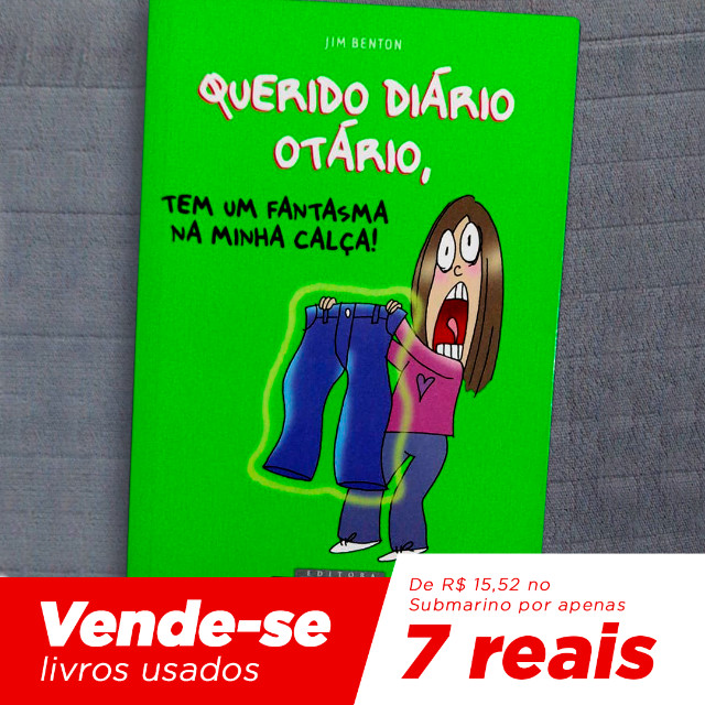 Livro: Querido Diário Otário #2 - Foto 2