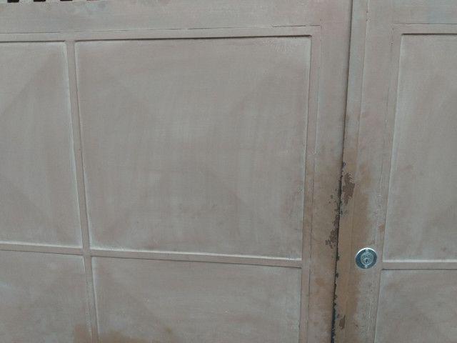 Portão garagem e social.  - Foto 2