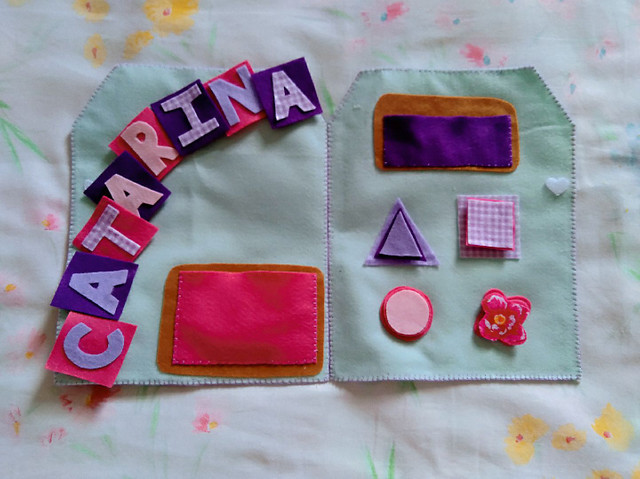 Bolsa de atividades Filó Filomena - Foto 3