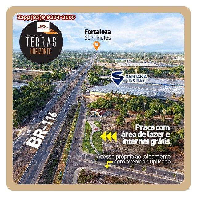 Lotes Terras Horizonte- Invista já #@! - Foto 2