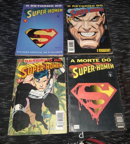 A morte e o retorno do Super Homem - Foto 2