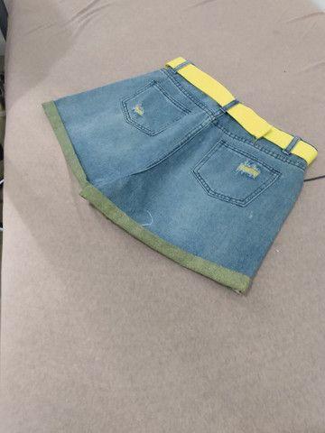 Shorts Jeans Novo - Foto 4