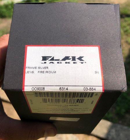 Oakley Flak 1.0 sem uso - Foto 4