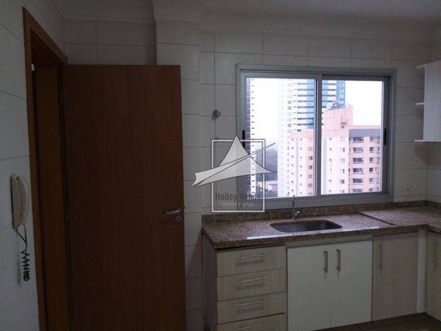 Apartamento com 3 dormitórios à venda, 135 m² - Ed. Meridien - Goiabeiras - Cuiabá/MT - Foto 4