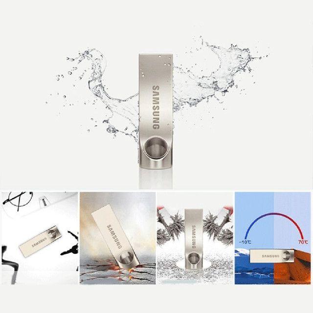 Pen Drive Metal Usb De Alta Velocidade 2t / Memória / Pendrive / Flash U Disk - Foto 2