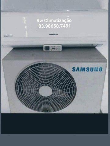 AR condicionado seminovo com nossa instalação DAMOS GARANTIA  - Foto 3