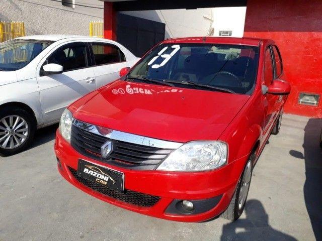 Renault logan Expression 1.0 2013 - Foto 2