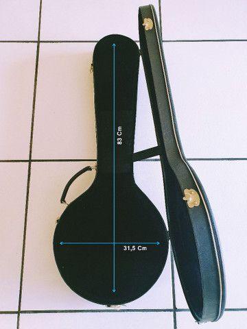 Case Térmico (Rígido) Banjo Cavaco/Tenor - Foto 2