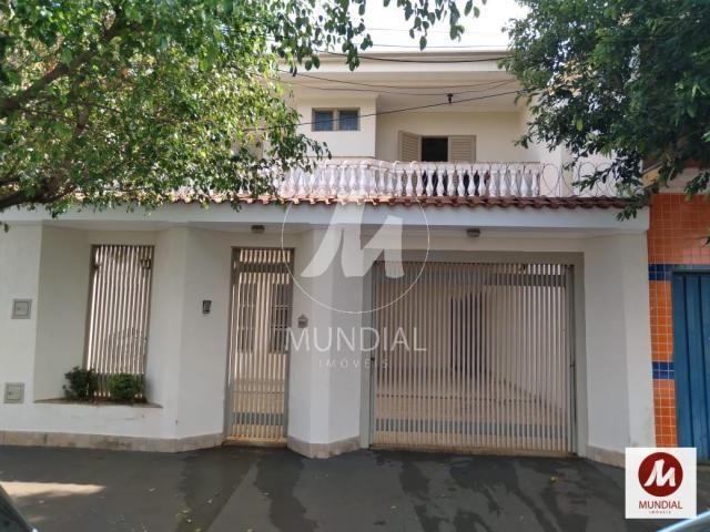 Casa à venda com 4 dormitórios em Resid pq dos servidores, Ribeirao preto cod:64988
