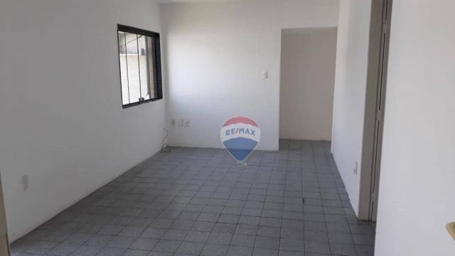 Apartamento com 3 dormitórios para alugar, 86 m² por R$ 900,00/mês - Boa Vista - Garanhuns - Foto 3