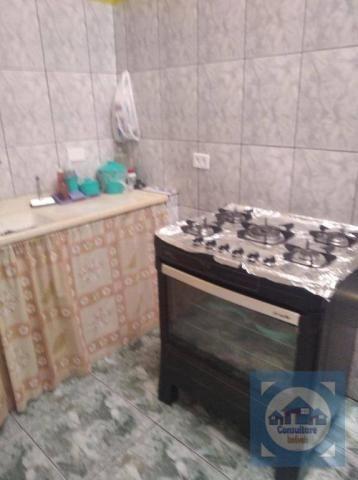 Casa com 3 dormitórios à venda, 100 m² por R$ 381.000,00 - Santa Maria - Santos/SP - Foto 8