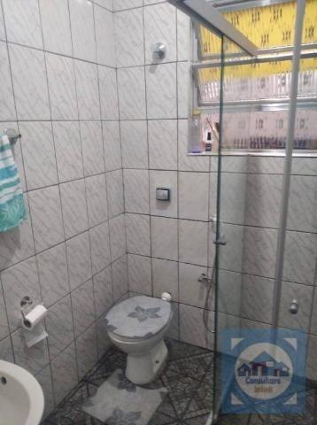 Casa com 3 dormitórios à venda, 100 m² por R$ 381.000,00 - Santa Maria - Santos/SP - Foto 9