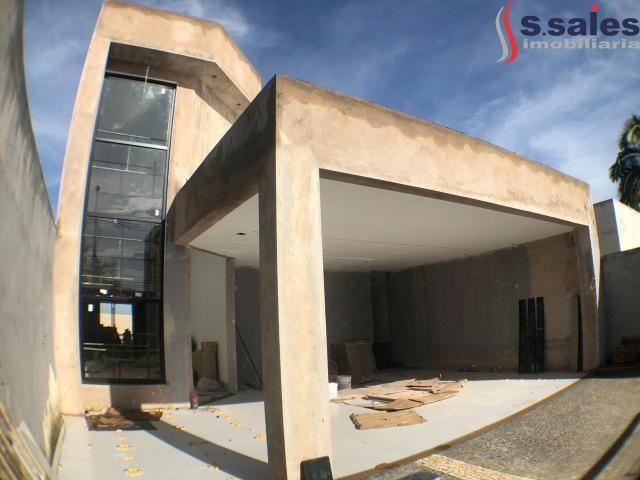 Linda Casa em Vicente Pires com 03 Suítes - Lazer Completo! Brasília DF - Foto 3