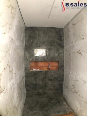 Linda Casa em Vicente Pires com 03 Suítes - Lazer Completo! Brasília DF - Foto 7