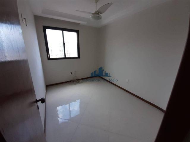 Apartamento à venda, 130 m² por R$ 440.000,00 - Itapuã - Vila Velha/ES - Foto 3
