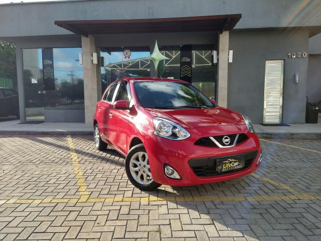 NISSAN MARCH NISSAN MARCH SV 1.6 - Foto 2
