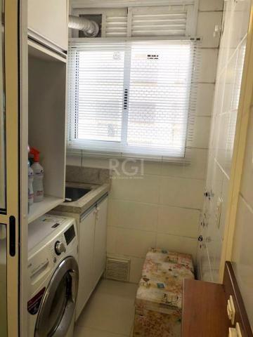 Apartamento à venda com 2 dormitórios em Cristal, Porto alegre cod:VP87617 - Foto 9