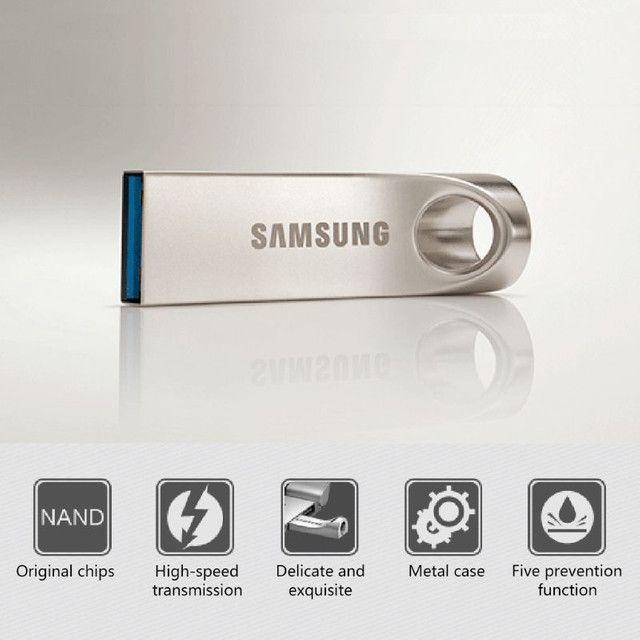 Pen Drive Metal Usb De Alta Velocidade 2t / Memória / Pendrive / Flash U Disk - Foto 6