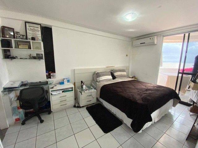 AB109 - Apartamento vista mar/03 quartos/ 03 vagas cobertas - Foto 3