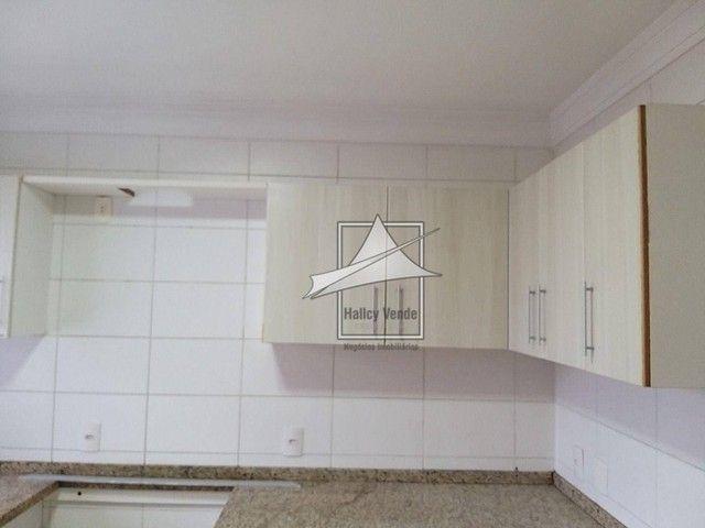 Apartamento com 3 dormitórios à venda, 135 m² - Ed. Meridien - Goiabeiras - Cuiabá/MT - Foto 5