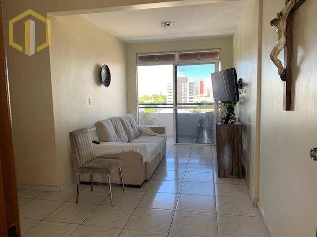 Apartamento com 3 dormitórios à venda, 100 m² por R$ 270.000,00 - Expedicionários - João P