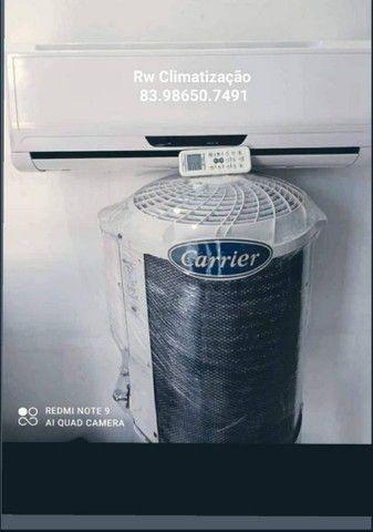 AR condicionado seminovo com nossa instalação DAMOS GARANTIA  - Foto 5