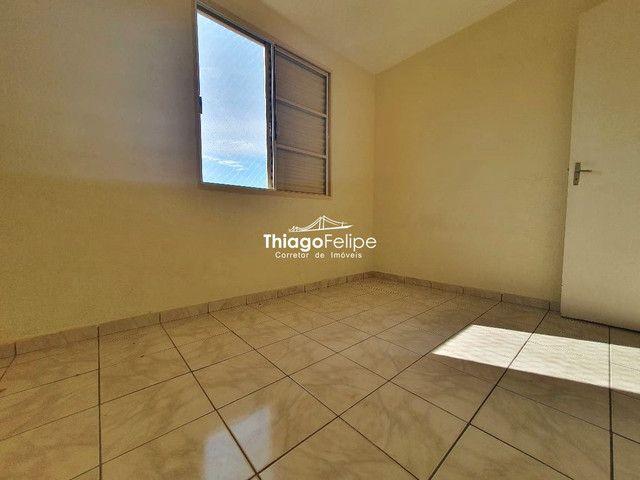Apto - 02 quartos e vaga de garagem na Cecap (Pres. Prudente) - Foto 3