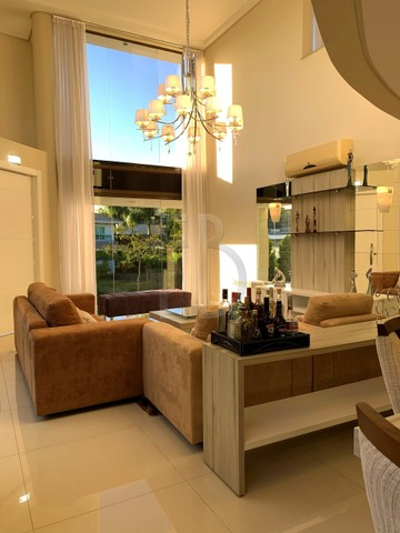 Casa de condomínio para venda com 585 metros quadrados com 5 quartos - Foto 11